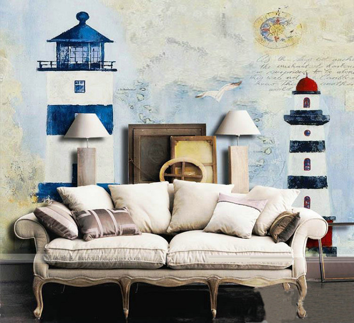 Imperial Home Decor: Personal Choice In Lighthouse Home Decor